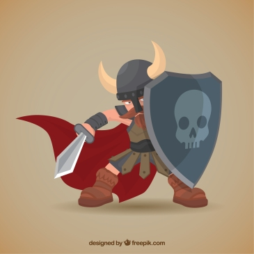 Shield vector designed by Freepik