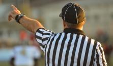 courtesy Creative Commons https://pixabay.com/en/referee-sports-fair-person-man-1149014/