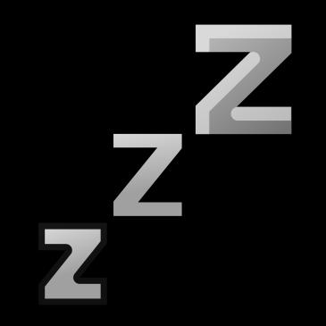 https://commons.wikimedia.org/wiki/File:Zzz_sleep.svg